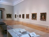 William Hogarth display installation shot, Tate Britain 2015