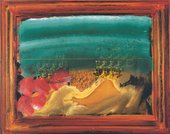 Howard Hodgkin Waking up in Naples