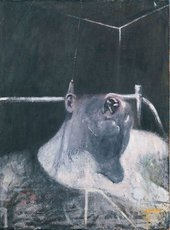 Francis Bacon Head I 1947-8