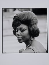James Barnor Eva, London c1960 CORE