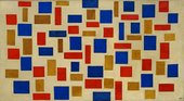 Theo van Doesburg Composition XI 1918