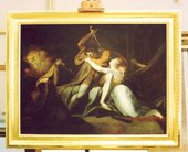 Frame before toning Fuseli