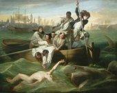 John Singleton Copley Watson and the Shark 1778
