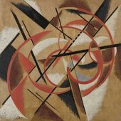 Liubov Popova Space Force Construction 1920–1