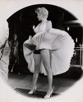 Weegee (Arthur Fellig) Marilyn Monroe c1950s