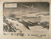 Newspaper cutting in Eric Ravilious scrapbook (c.1937)