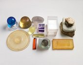 A selection of items collected or made by Rachel Whiteread 2009