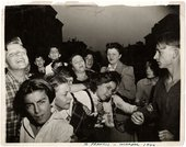 Weegee (Arthur Fellig) Their First Murder October 9 1941