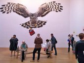 English Magic by Jeremy Deller inside the British Pavillion at the Venice Biennale 2013