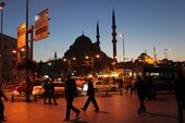 Istanbul blog early evening