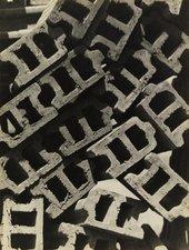 Iwao Yamawaki, Untitled (Composition with bricks, Bauhaus) 1930–2 Tate