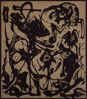 Jackson Pollock Number 19 1951