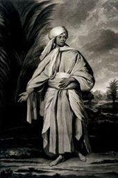 Johann Jacobé after Reynolds Omai 1780