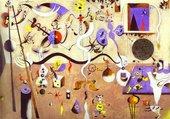 Joan Miro Harlequins Carnival 1924 - 1925