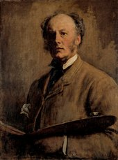 John Everett Millais Portrait of the Painter
