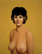 John Curin Bea Arthur Naked 1991