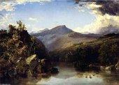 John Frederick Kensett A Reminiscence of the White Mountains 1852