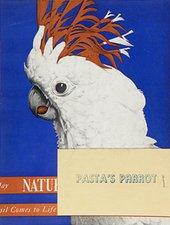 'Pasta's Parrot' included in Joseph Cornell's Giuditta Pasta Dossier, 1940s–1960