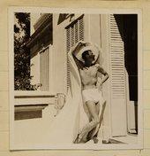 A Photograph from an album by Barbar Ker-Seymer 2