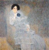 Gustav Klimt Portrait of Marie Henneberg 1901-2