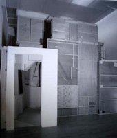 Merzbau, travelling version 1988 Reconstruction in PAC, Milan 2001