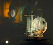 László Moholy-Nagy Licht-Raum Modulator 1922/1930, replica 1970