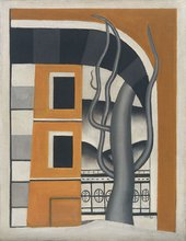 Fernand Léger - The Tree 1925
