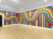 Sol LeWitt, Wall Drawing #1136, 2004