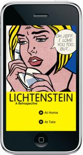 Lichtenstein: A Retrospective app