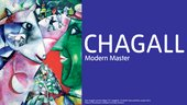 Tate Liverpool Chagall exhibition banner updated