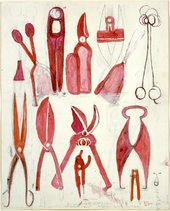 Louise Bourgeois Untitled 1986