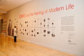 Lowry and the Painting of Modern Life at Tate Britain opening reception, 25 June 2013