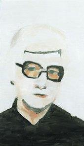 Luc Tuymans Portrait 2000