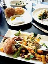 Lucy Chadwick Pipilotti Rist's Lunch at Tate Modern