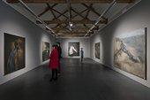 Turner Prize 2013 - Lynette Yiadom-Boakye installation