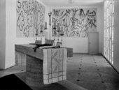 Matisse wall design Vence chapel