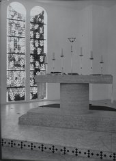 Henri Matisse Vence Chapel font