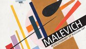 Malevich exhibition web banner