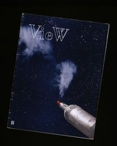 Marcel Duchamp Cover for 'View' Magazine 1945