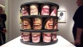 Marcel Broodthaers' Two Marilyns, 1964–5. Keitelman Gallery