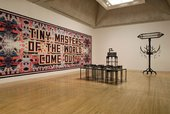 Mark Titchner Turner Prize installation 2006