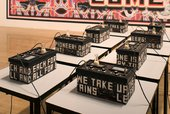 Mark Titchner How To Change Behaviour (Tiny Masters Of The World Come Out) 2006