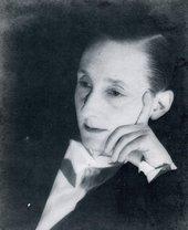 Marlow Moss portrait