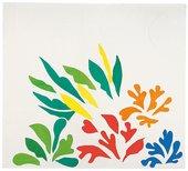 Henri Matisse, Acanthus 1953