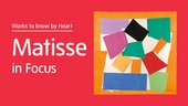 Banner showing Henri Matisse's 'The Snail' for Tate Liverpool's display – Works to Know by Heart: Matisse in Focus