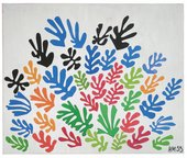 Henri Matisse The Sheaf 1953