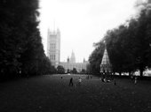 Matt W. Jennings (@mattwjennings) A view from Westminster Gardens, Westminster, London August 2012