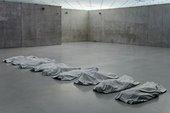 Maurizio Cattelan Installation view of All at Kunsthaus Bregenz 2007