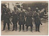 Khevssurian warriors, c1908