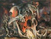 Michael Ayrton Skull Vision 1943